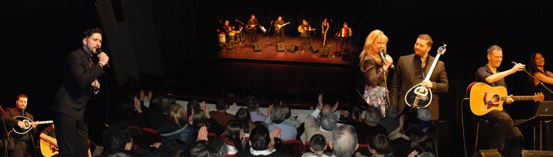AKTINA's Greek Music Journey 2018